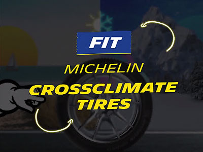MICHELIN CROSSCLIMATE+ ALL WEATHER